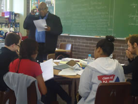 GPA Students in Classroom